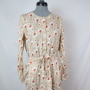 Love Hanna Andersson Dress Women's Small Floral